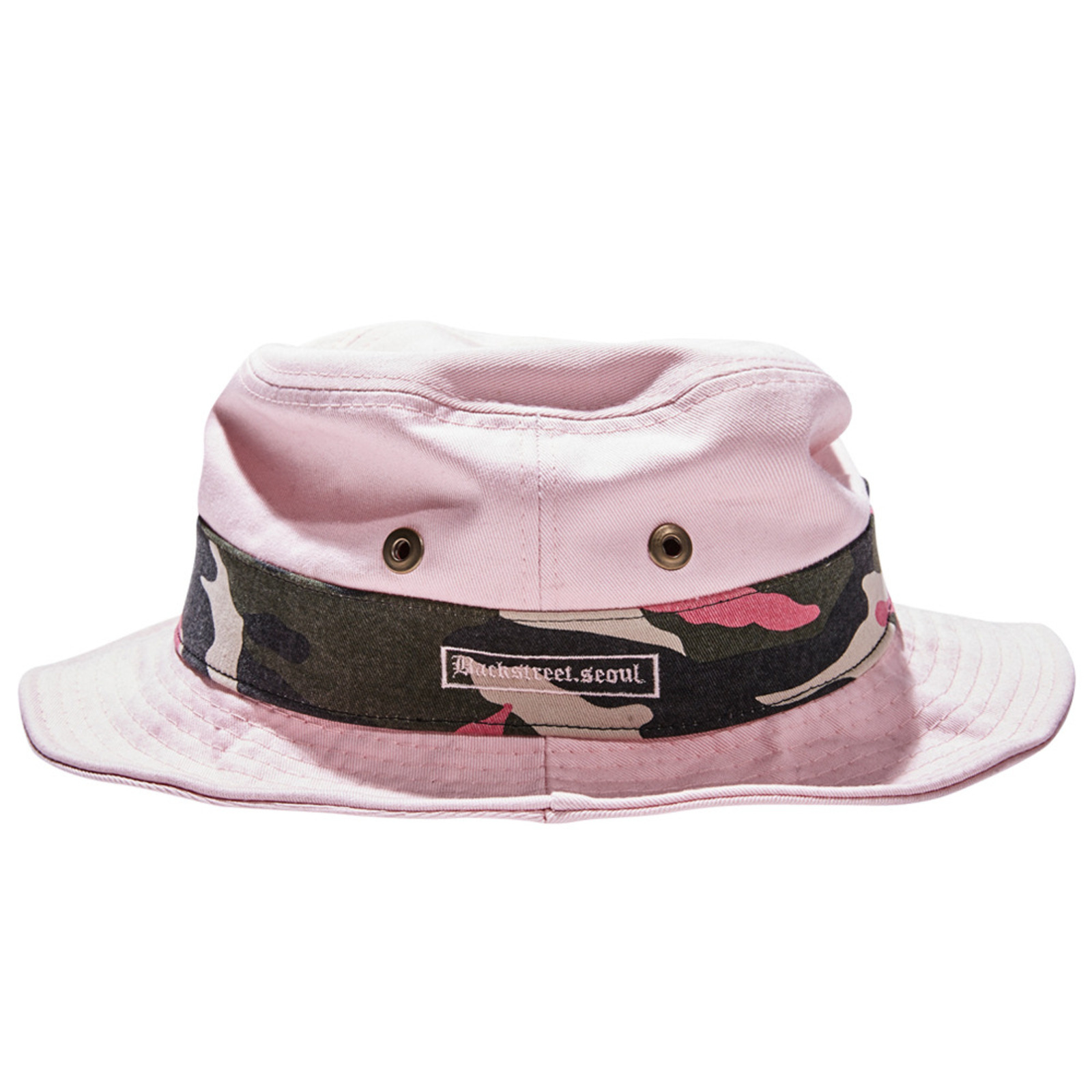 BS.invincible bucket hat PINK