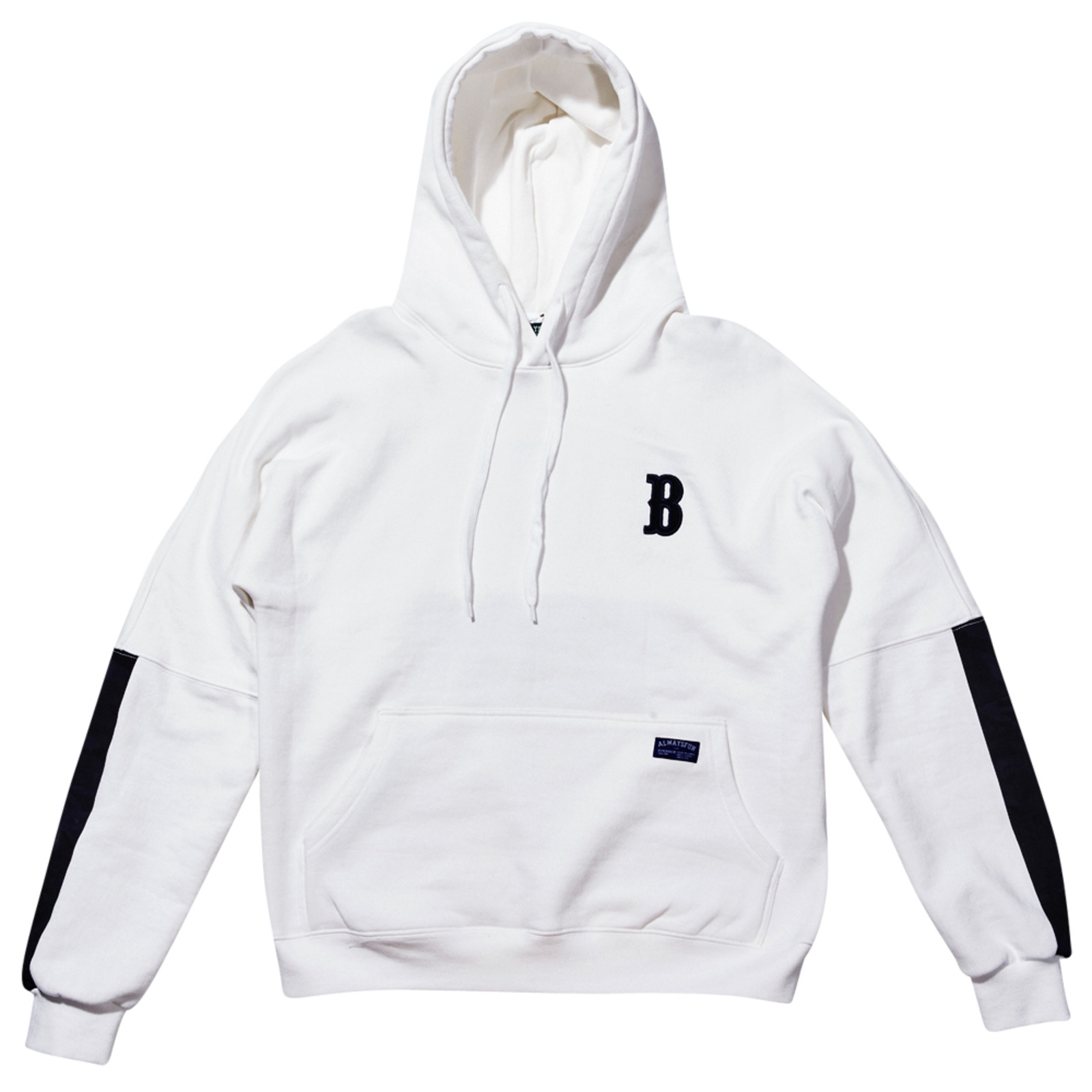 Invincible HOODIE WHITE