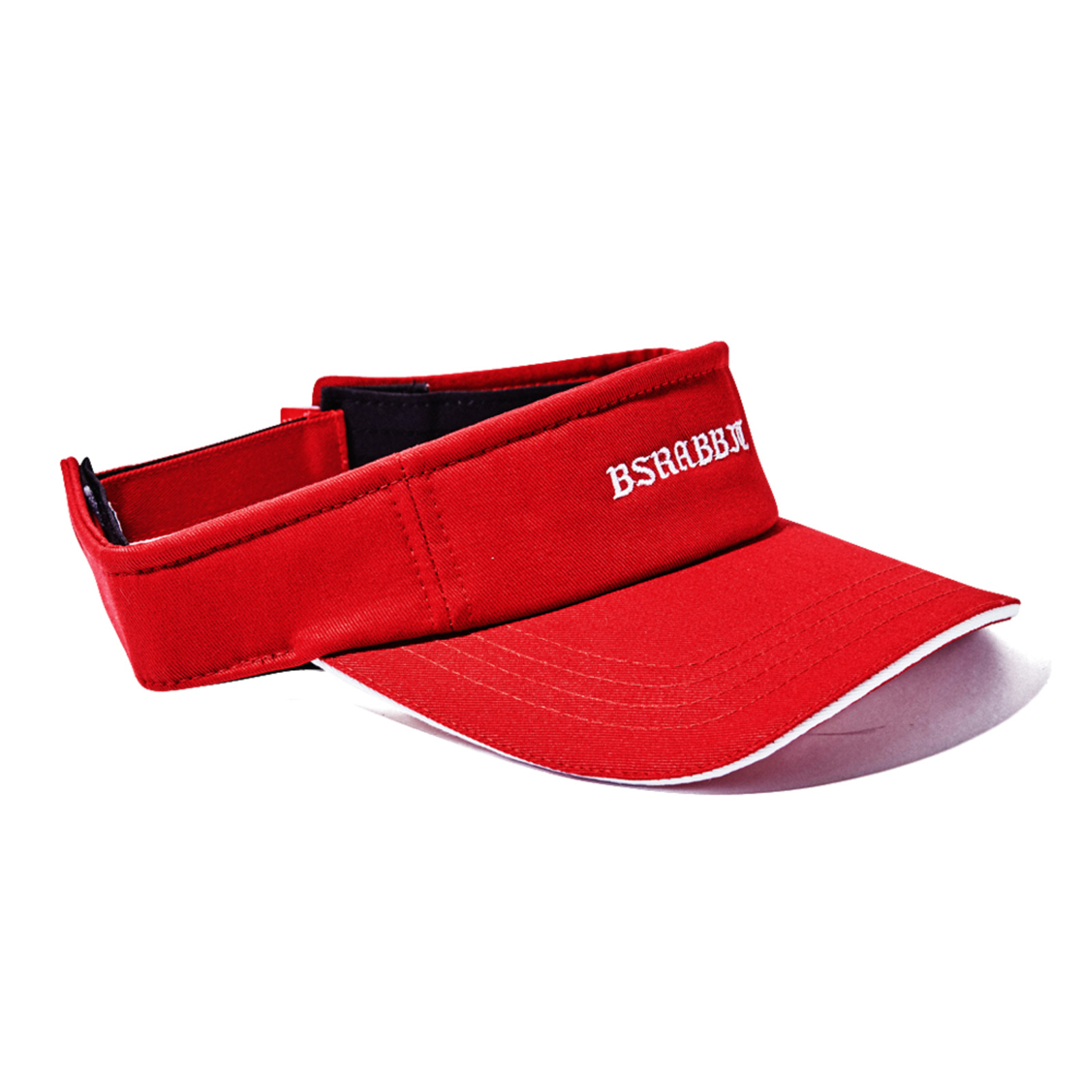 BSRABBIT sun visor Red