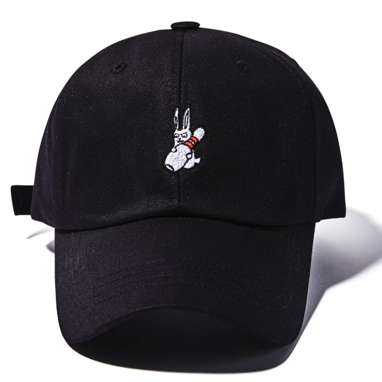 GR STRIKE STRAPBACK BLACK