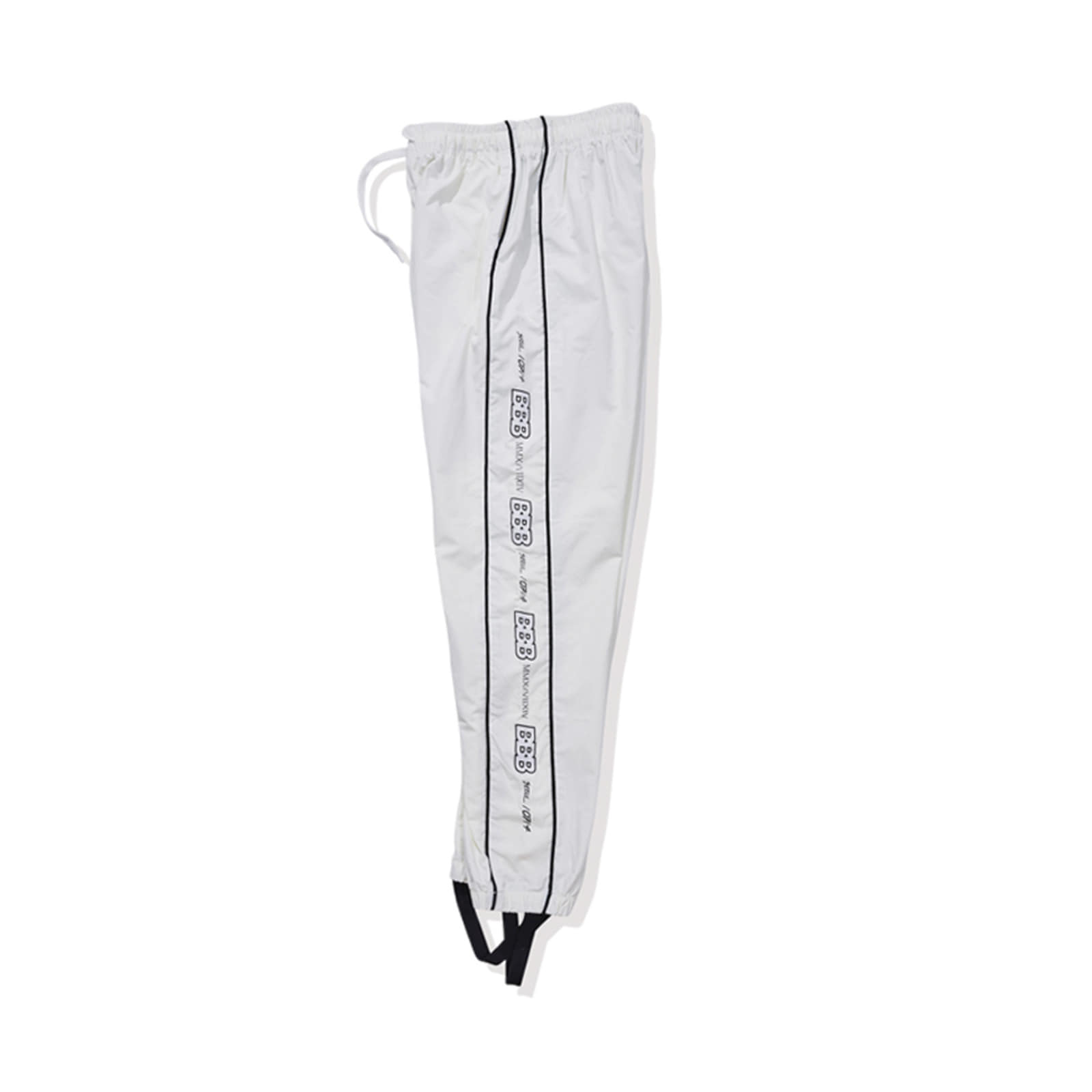 BBB Waterproof jogger pants White