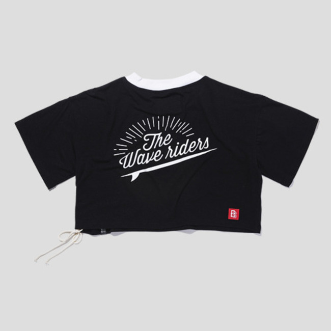BSRB SLS TWR Crop Black