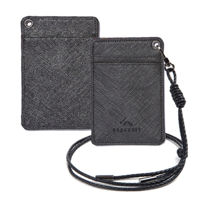 BS CARD HOLDER ALL BLACK
