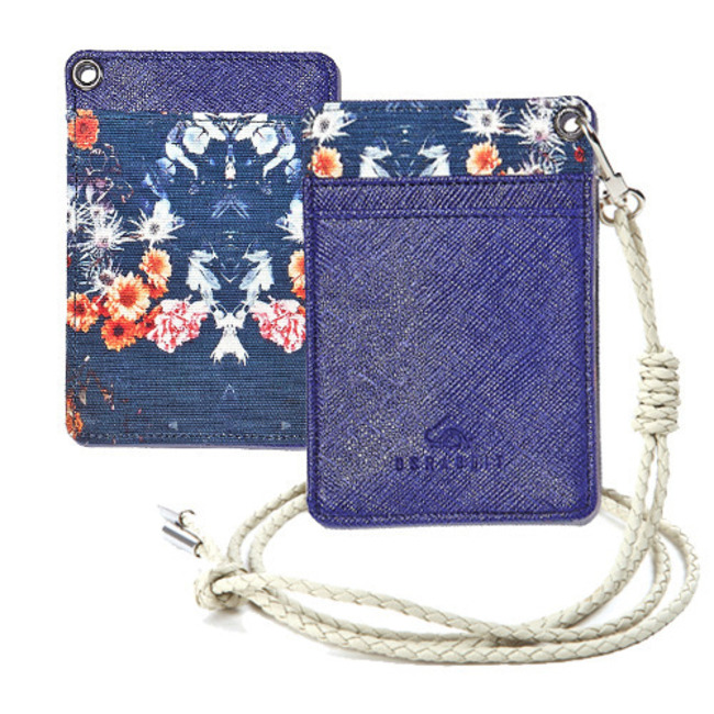 BS CARD HOLDER CHILLY FLOWER