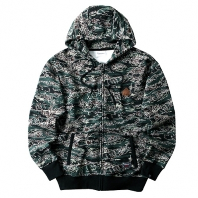 ALL PT TC BS. Tiger camo