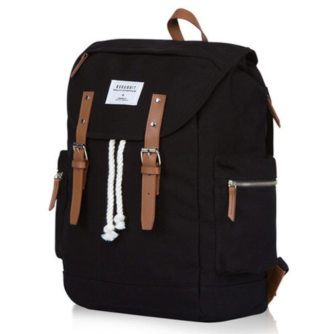 BS.CLASSIC POCKET BACKPACK Black