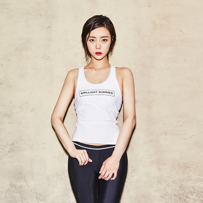 BSRB BRILLIANT TANK TOP WHITE