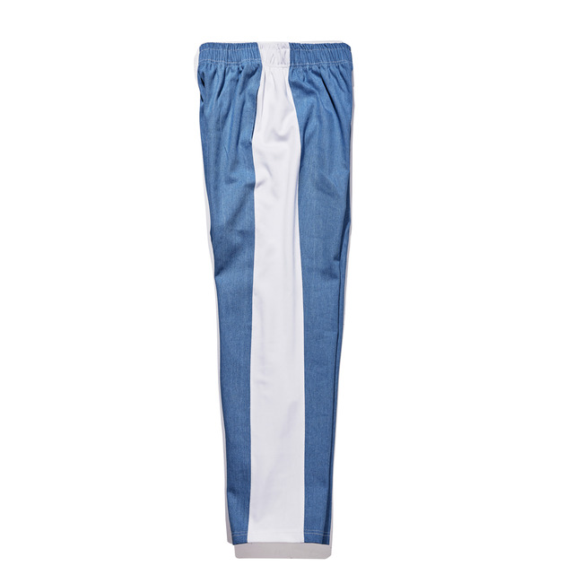 Modern Line track pants denim