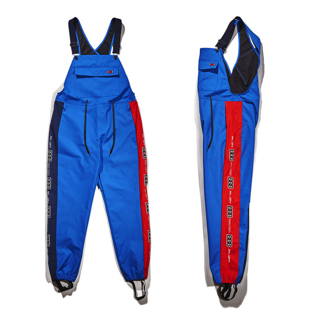 BBB Waterproof overall jogger pants BLUE