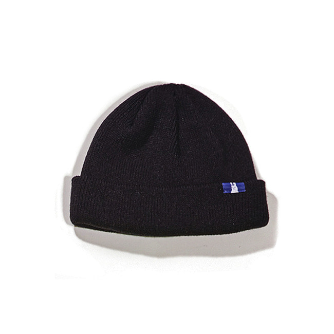 BS SP short Beanie BLACK