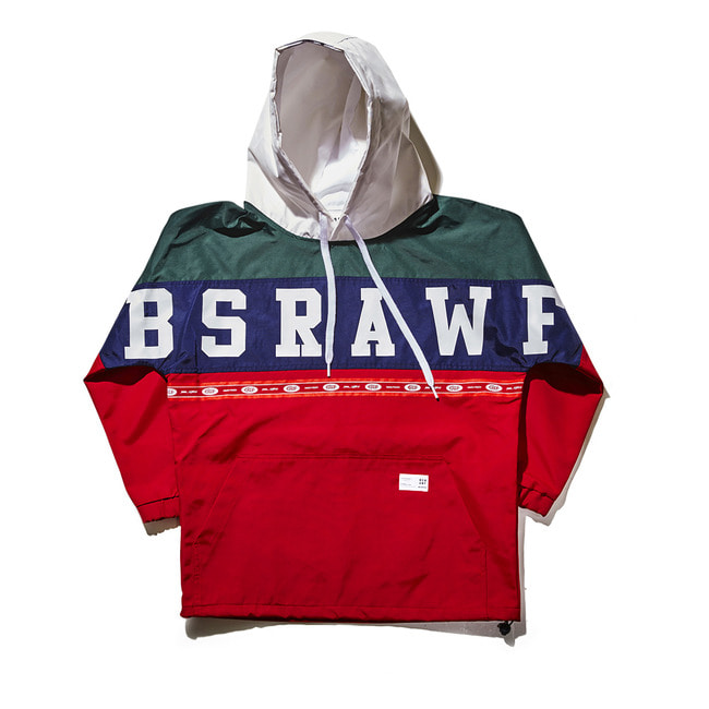 BSRAWF PULLOVER WGNR