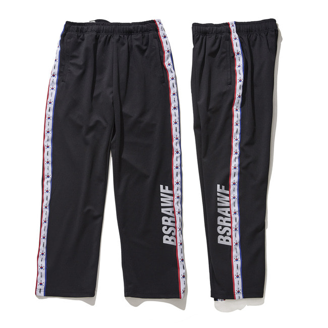 GR KOREA TRACK PANTS BLACK