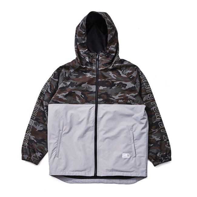 INTENSE DOUBLE JACKET CAMO