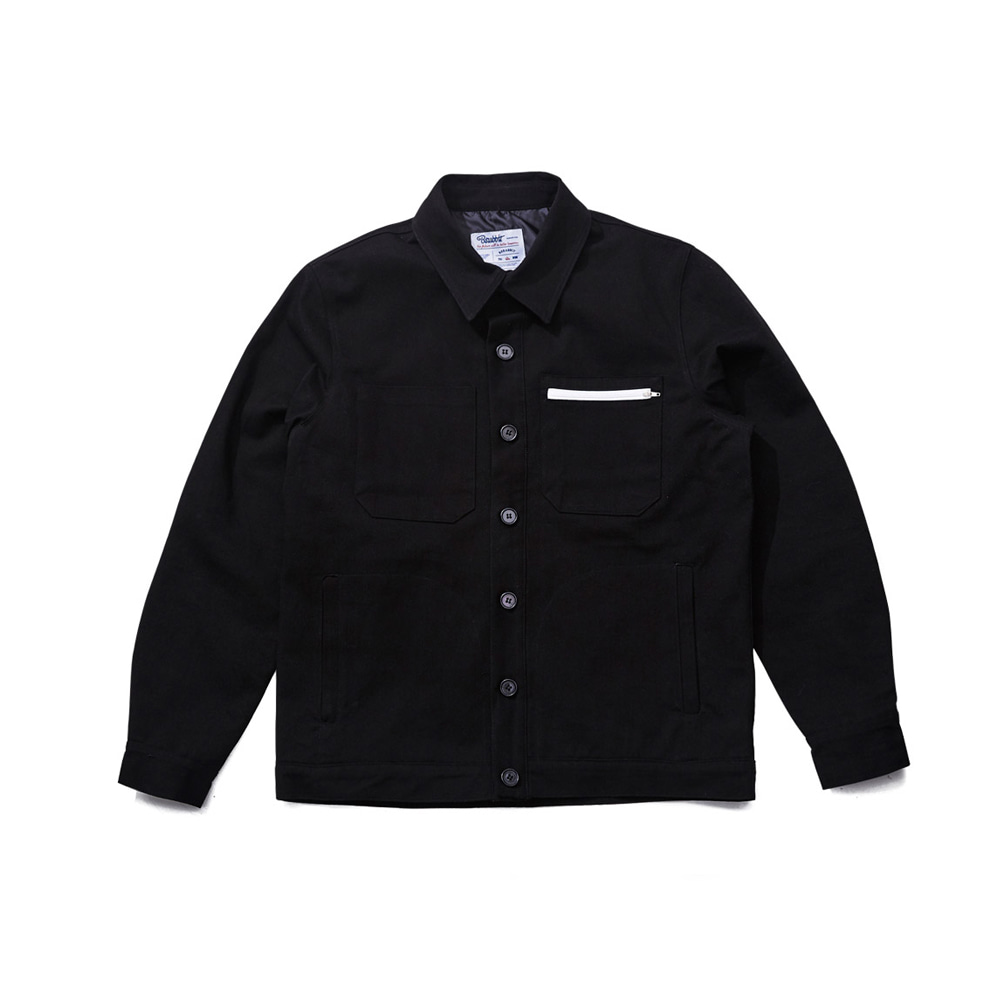 UNUSUAL CLASSIC JACKET BLACK