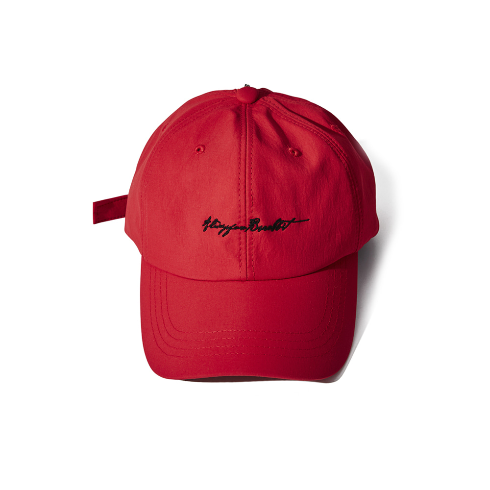 BSR OPEN ZIPPER CAP RED