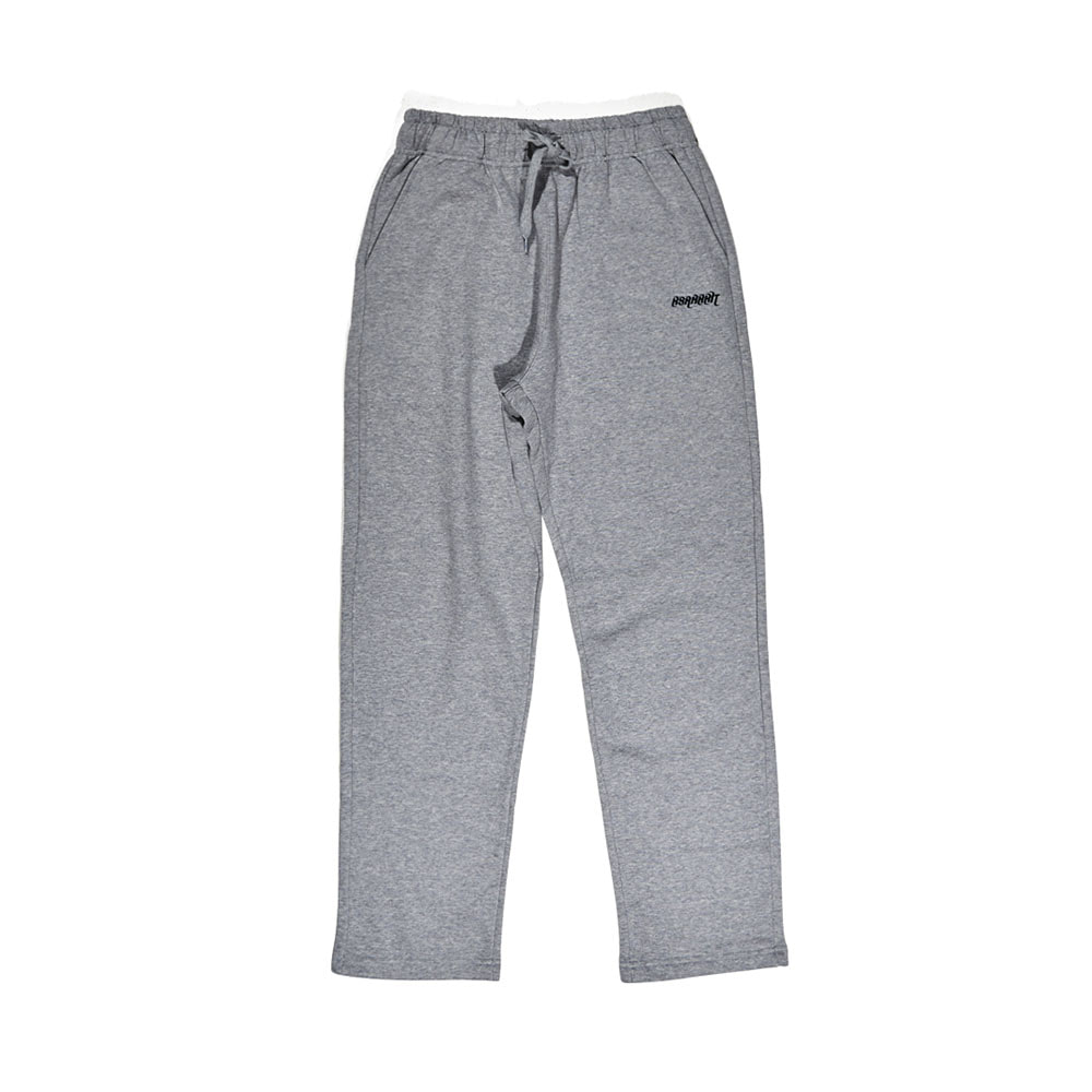 BSRABBIT CFTB TRACK PANTS GRAY