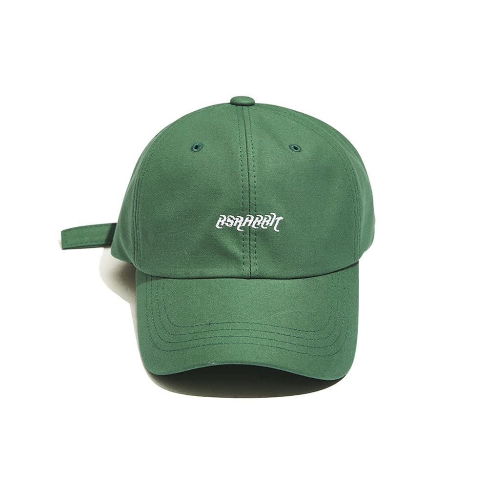 BSRABBIT WASHING CAP GREEN