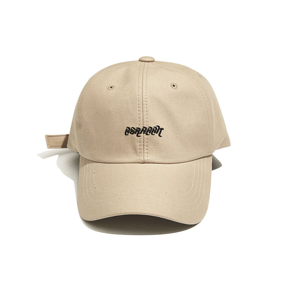 BSRABBIT WASHING CAP BEIGE