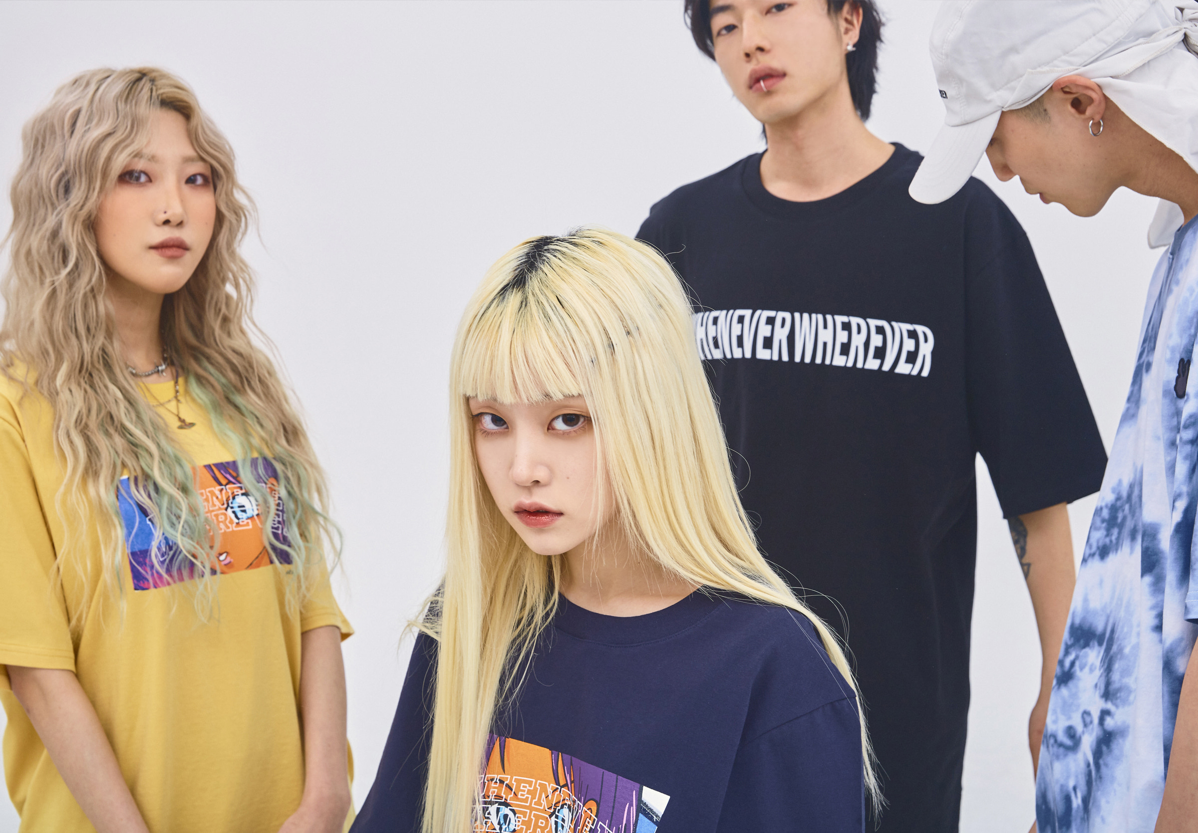 BSRABBIT BSRABBIT 2021 S/S LOOKBOOK